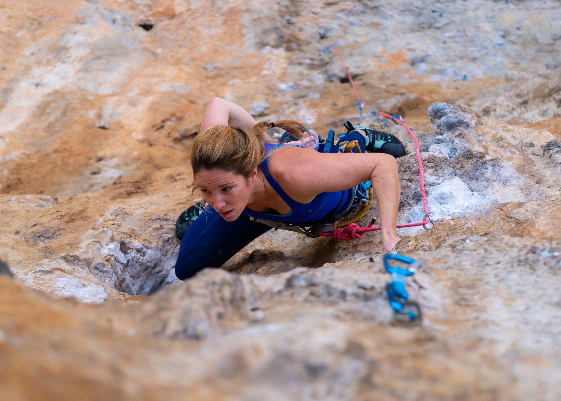 grimpe falaise IDF