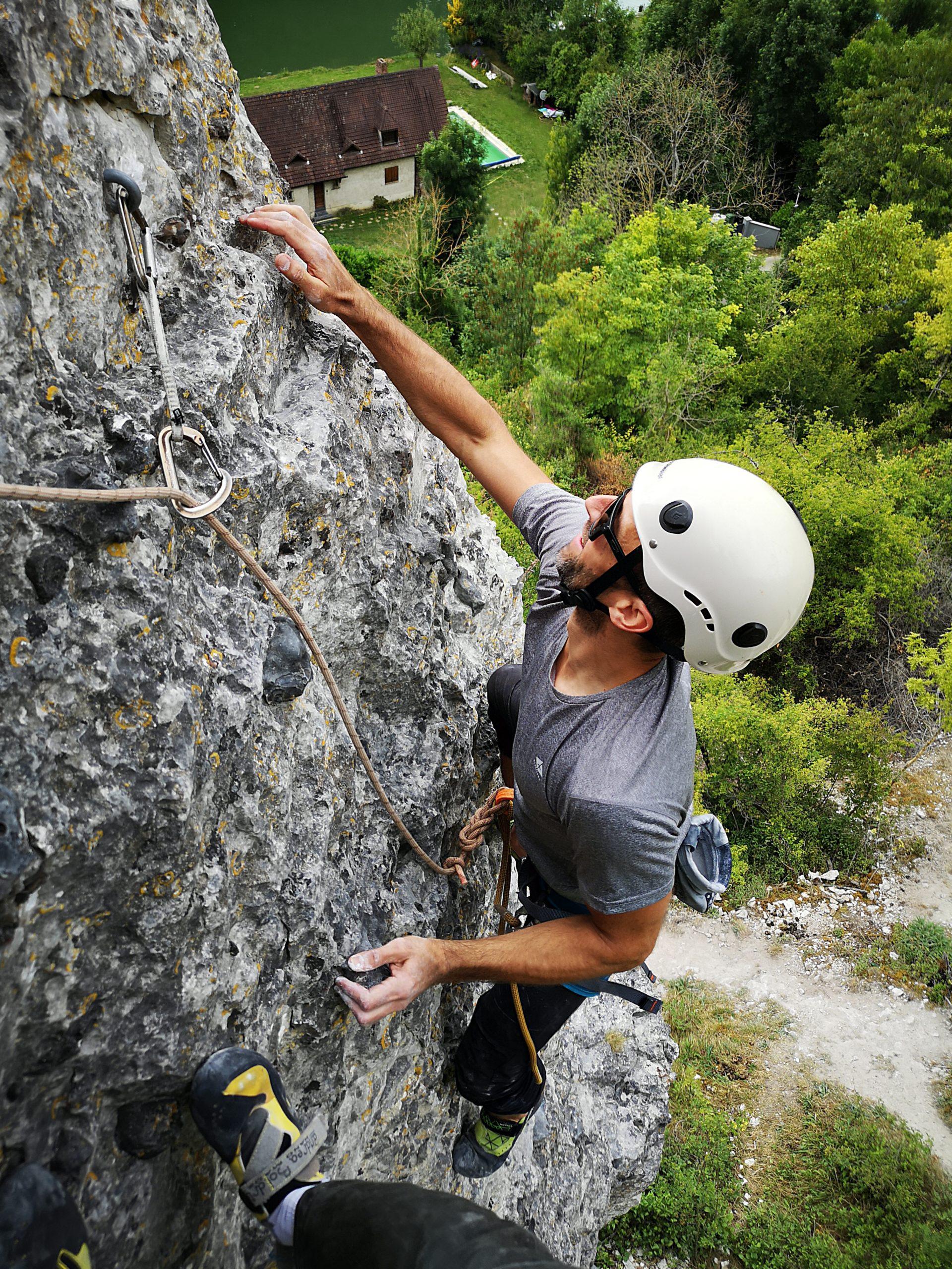grimpe grandes voies ile de france