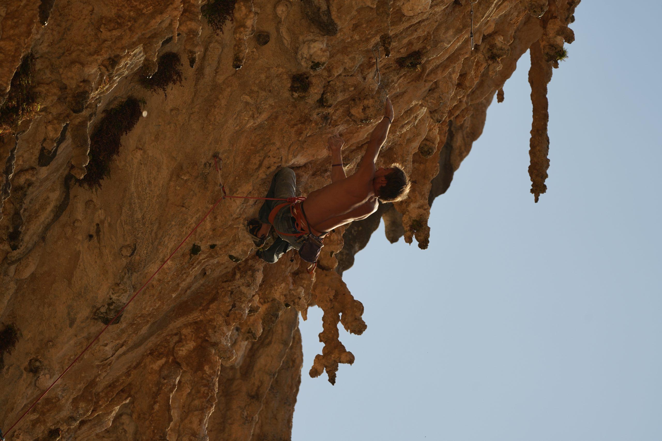 grimpe kalymnos