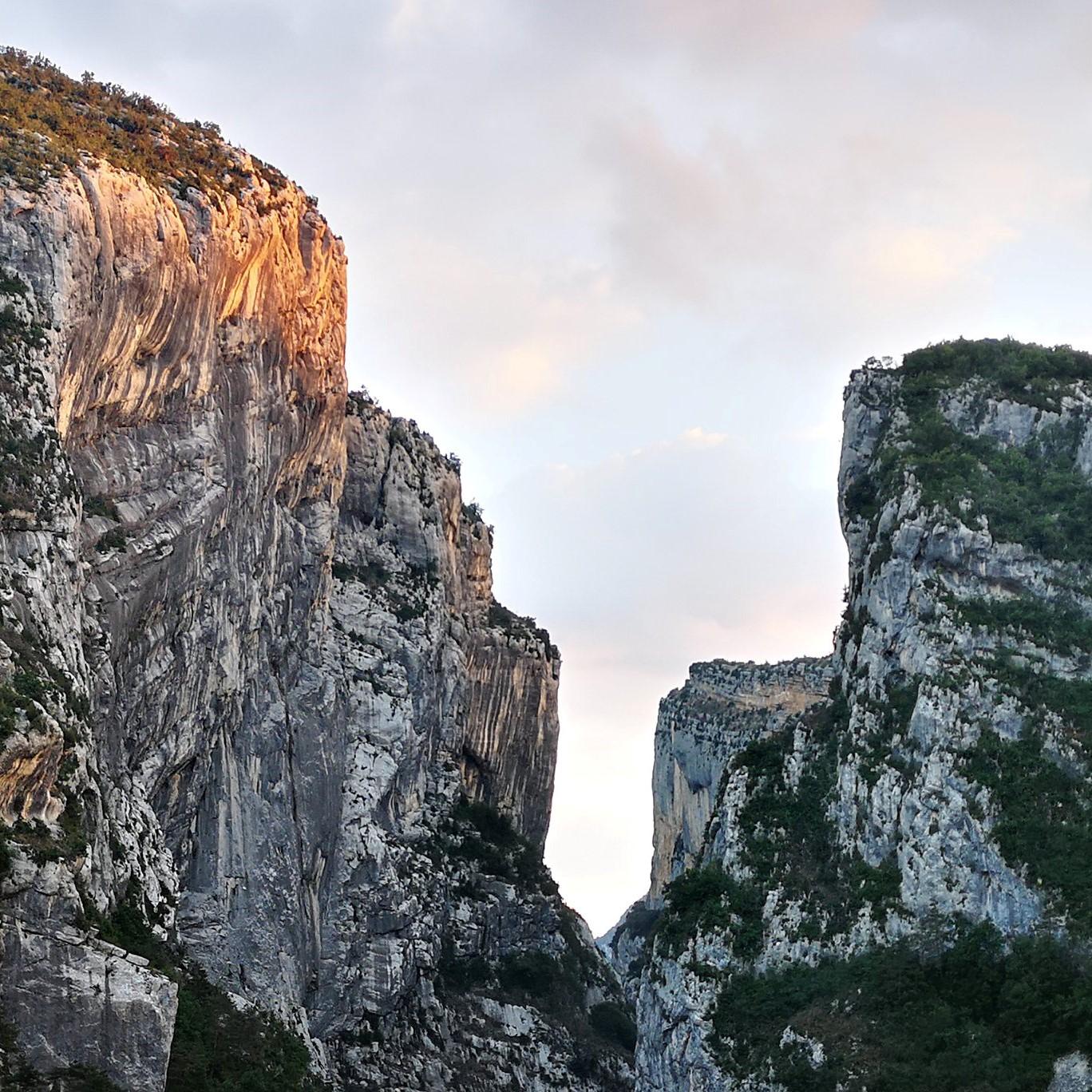 gorges verdon grimpe